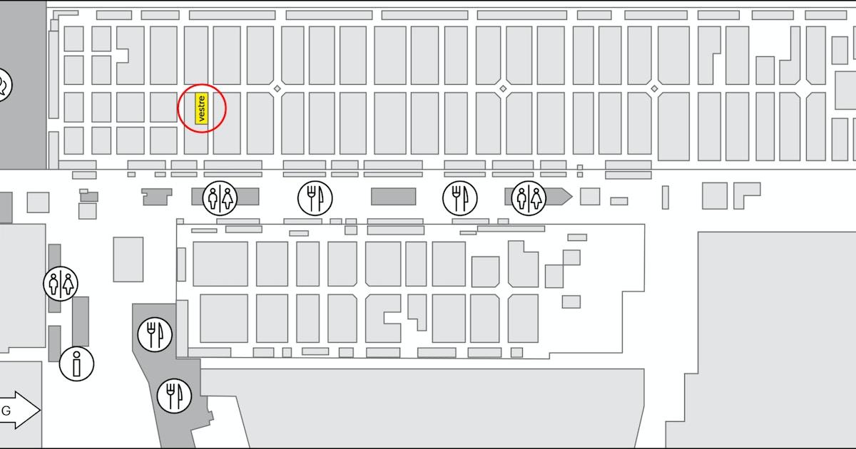 Stockholm Furniture Fair 2020 Vestre